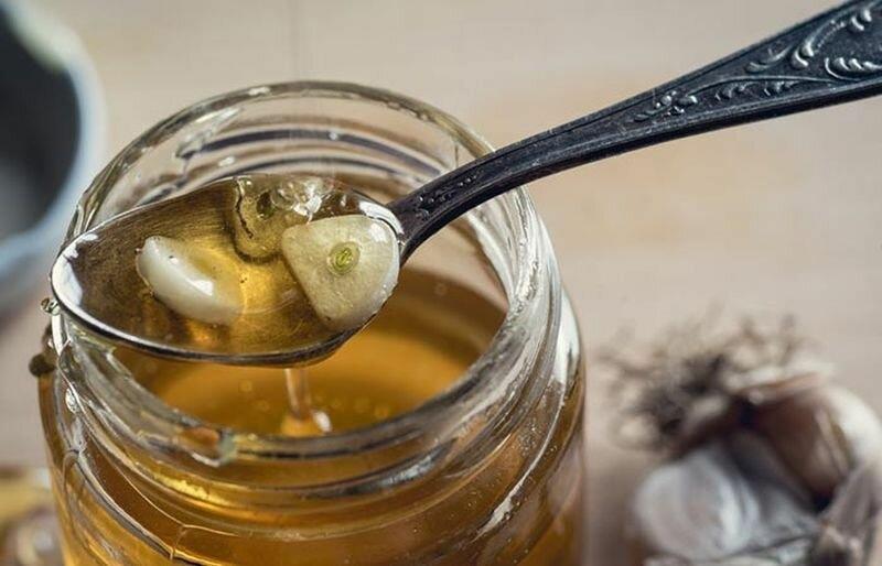 Чеснок с мёдом натощак в течение 7 дней творят чудеса для здоровья