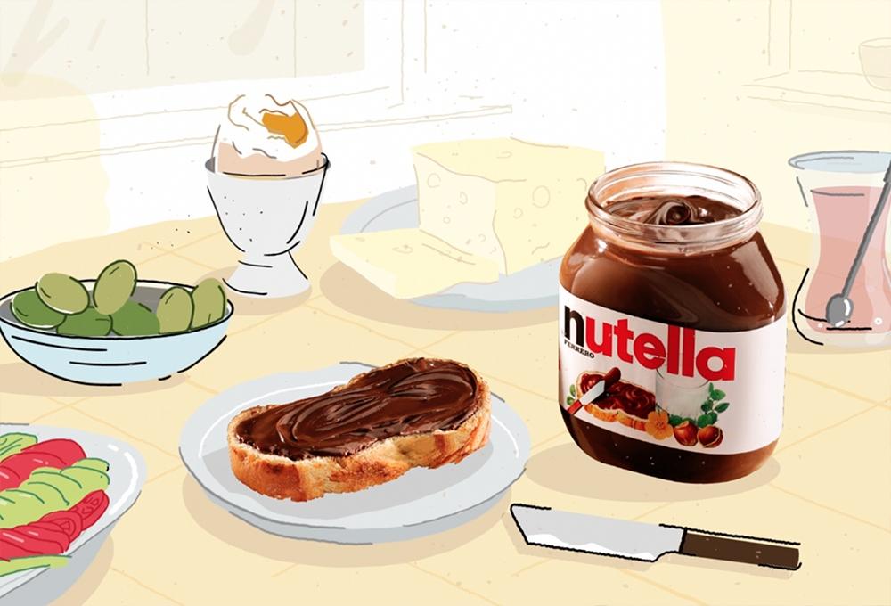 Родители, перестаньте покупать NUTELLA — это убивает вашу семью