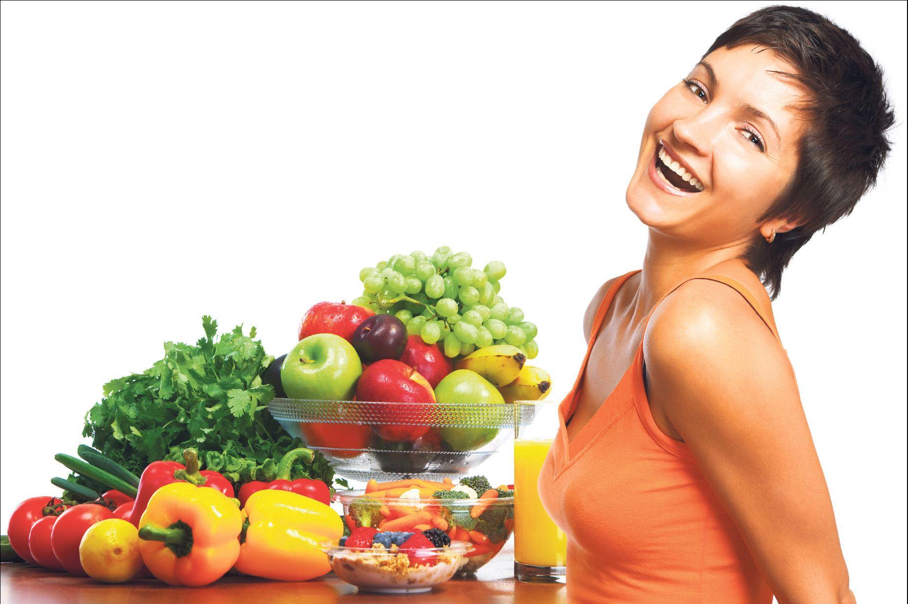 Лучшие продукты антивозрастной диеты